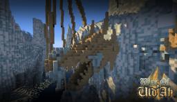 War Of Uld'ah - Viking - Dragons + Drakkar Minecraft Project