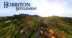 Hobbiton Settlement Minecraft Map & Project