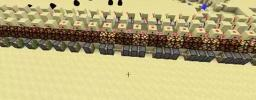 30 Piston Extender [ Horizontal ] Minecraft Project