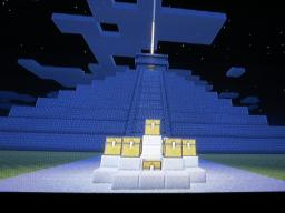 """PS3 Hunger Games """"Ancient Pyramid"""" Map Minecraft Map & Project"""