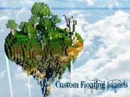 Creating Custom Floating Island Minecraft Blog Post