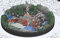 Minevast KitPvP Map Minecraft Project