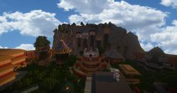 ✪ DOWNLOAD ✪ Naruto World - Konoha, Village Hidden in the Leafs ✔ Minecraft Map & Project