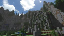 LegitLand Server Spawn | By PI Creative Build Team Minecraft Project