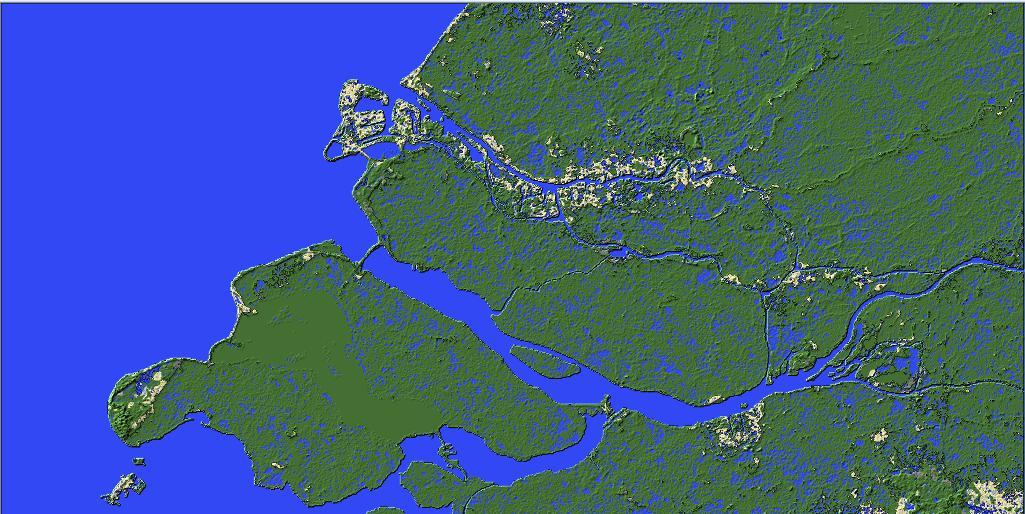 Rotterdam rhein delta map minecraft project rotterdam rhein delta map gumiabroncs Gallery