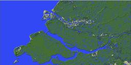Rotterdam - Rhein Delta Map Minecraft Project