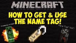 A Guide To Nametags Minecraft Blog