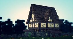 Medieval House Concept Minecraft Project