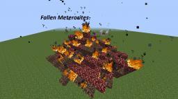 Meteorite Apocalypse - Mini-map Minecraft Map & Project