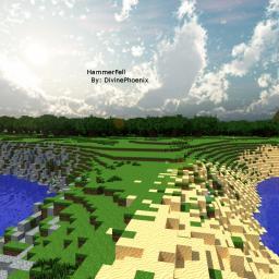 HammerFell Minecraft Map & Project