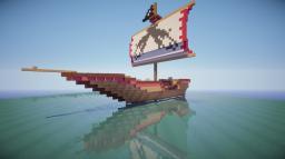Tetra's Ship Minecraft Map & Project