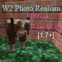 [64x] [1.7+] W2 Photo Realism [Misa Remake]