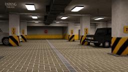 [Minecraft] Parking Minecraft Blog
