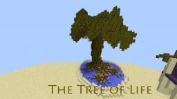 The Tree of Life Minecraft Map & Project