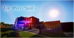 The PixelSwift - Modern Villa [WIP] Minecraft Map & Project