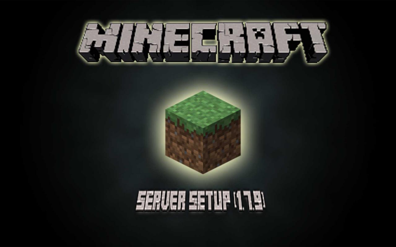 How to setup your own Minecraft server![No Hamachi] [Free