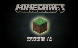 How to setup your own Minecraft server![No Hamachi] [Free] [1.7.9] Minecraft Blog Post