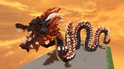 Demon Dragon - Yukishiku Minecraft Map & Project