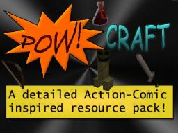 POW! Craft Minecraft Texture Pack