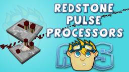 Best redstone pulse shorteners / extenders Minecraft Map & Project