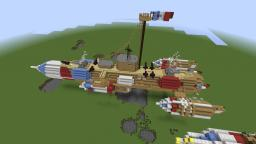 R.N.S Storfagel Minecraft Map & Project