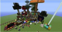 Ocarina of Time and Majora's Mask Resource Pack 1.7.9, 1.7.2 and 1.6.4