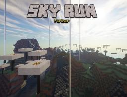 Sky Run *Parkour* Minecraft Project