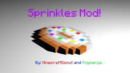 [BETA] The Sprinkle Mod! Sprinkle your Minecraft experience! [1.7.2]