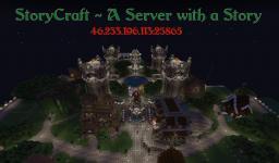 StoryCraft Spawn City Minecraft Map & Project