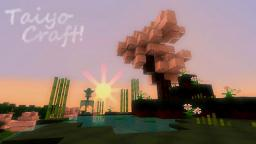 TaiyoCraft! A Traditional Japanese Resource Pack Minecraft Texture Pack