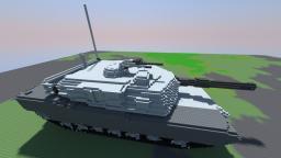 M1A1 Abrams Tank -- US Military Tank Minecraft