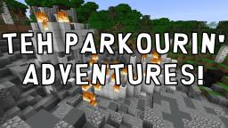 [ADV] [PARK] [FUN] Teh Parkourin' Adventures! Minecraft Map & Project