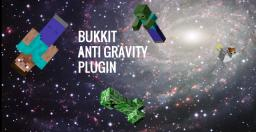 Anti Gravity V4 Plugin For Bukkit/Spigot [Supports 1.8] [Version 4] [ADDED WHITEHOLES] [BLACKHOLES] Minecraft Mod