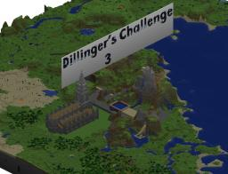 Retreat: Dillinger's Challenge 3 Minecraft Map & Project