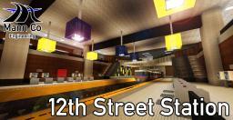 12th Street Metro Station | Lapiz Point Minecraft Map & Project