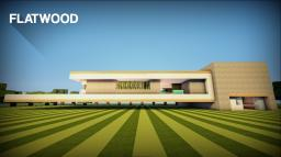 Flatwood | Modern Minecraft Map & Project