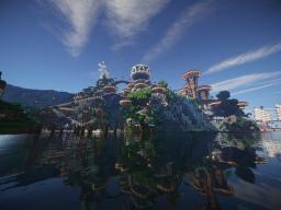 Pangea - Panostia Minecraft Map & Project