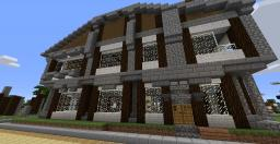 [Plot Build] Stagger House Minecraft Map & Project