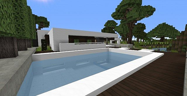 High quality images for minecraft maison moderne noxx ...