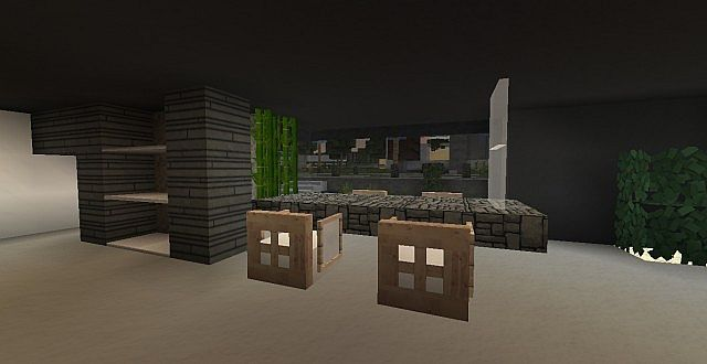 Minecraft Maison Moderne. Affordable Minecraft Tuto Maison Moderne ...