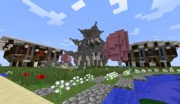 Shogun Showdown [Paintball Arena] Minecraft Map & Project