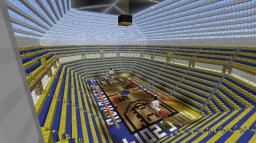 Smoothie King Center (New Orleans All Star Stadium) Minecraft Map & Project