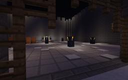 Snowy Mini Castle - 3 SUB SPECIAL! -Server Lobby or Map- Minecraft