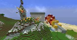 Cannonballs and Destruction Minecraft Map & Project