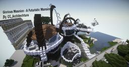 The Glorious Mansion - A Modern Mansion. Minecraft