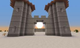 -=Fort=- Minecraft Map & Project