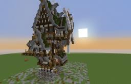 Calder - Steampunk House Minecraft Map & Project