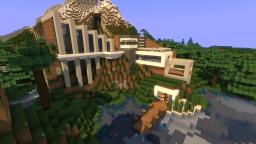 Cliffsidehouse Minecraft