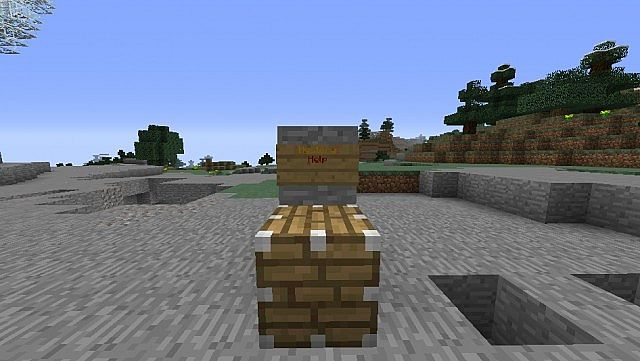 Minecraft плагин blockblocker