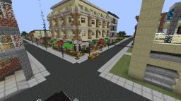 awesome modern City (SMP) - closed Minecraft Map & Project